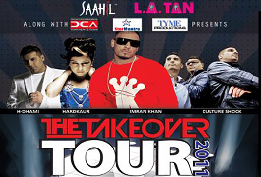 The Takeover Tour 2011 – Live In Concert